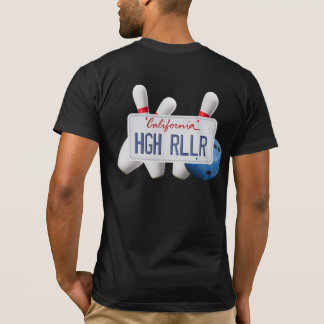 California High Roller Bowling Shirt