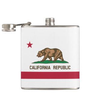 California Hip Flask