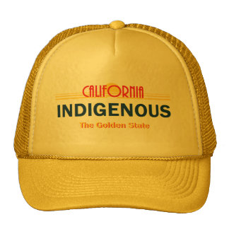 California INDIGENOUS Hat