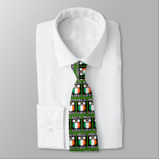 California Irish American Necktie