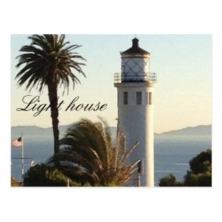 California Lighthouse Postcard
