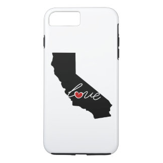 California Love! Gifts for CA Lovers iPhone 7 Plus Case