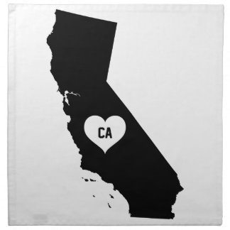 California Love Napkin
