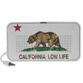 California Low Life Travelling Speakers