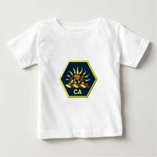 California Military Reserve Baby T-Shirt