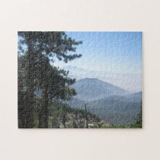 California Mountains Jigsaw Puzzle