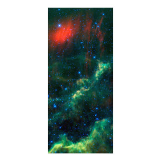California Nebula Star Menkhib Custom Rack Card