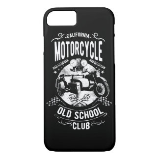 California Old School Club Glossy Phone Case