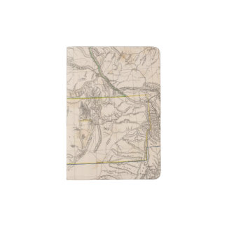 California, Oregan, Utah, New Mexico Passport Holder