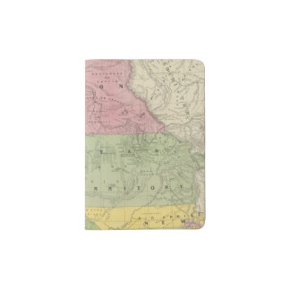California, Oregon, Utah, New Mexico 3 Passport Holder
