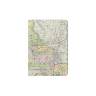 California, Oregon, Washington, Utah, New Mexico 6 Passport Holder