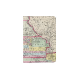 California, Oregon, Washington, Utah, New Mexico Passport Holder