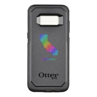 California OtterBox Commuter Samsung Galaxy S8 Case