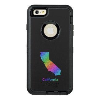 California OtterBox Defender iPhone Case