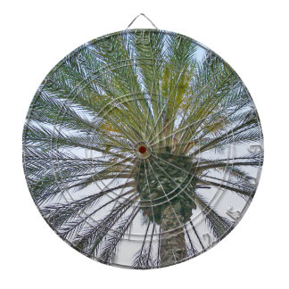 California Palm Tree Dartboard
