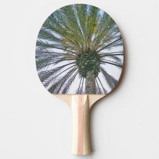 California Palm Tree Ping Pong Paddle