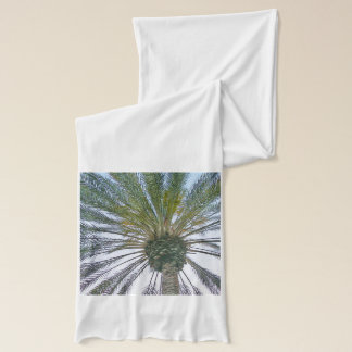 California Palm Tree Scarf