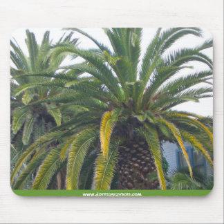 California Palm Trees Mousepad