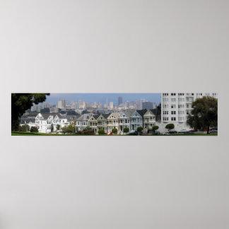 California Panoramic 23 Poster
