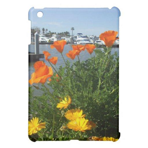 California Poppies Cover For The iPad Mini