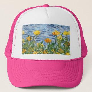 California Poppies Trucker Hat