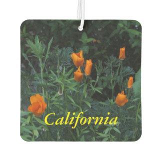 California Poppy Air Freshener