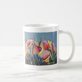 California Poppy Coffee Mugs