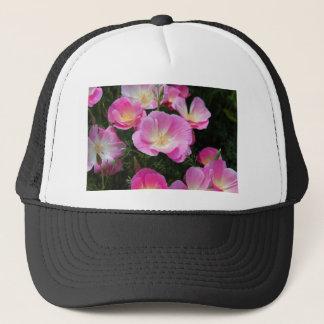California Poppy Trucker Hat