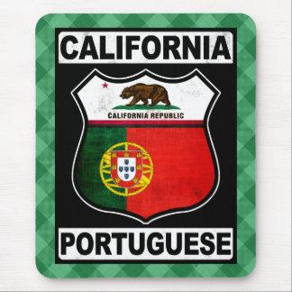 California Portuguese American Mousemat