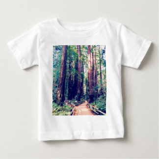 California Redwoods Baby T-Shirt