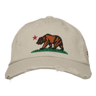 CALIFORNIA REPUBLIC BEAR Essentials Cap