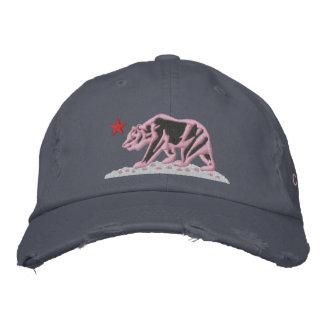 CALIFORNIA REPUBLIC BEAR Essentials Cap Embroidered Baseball Cap