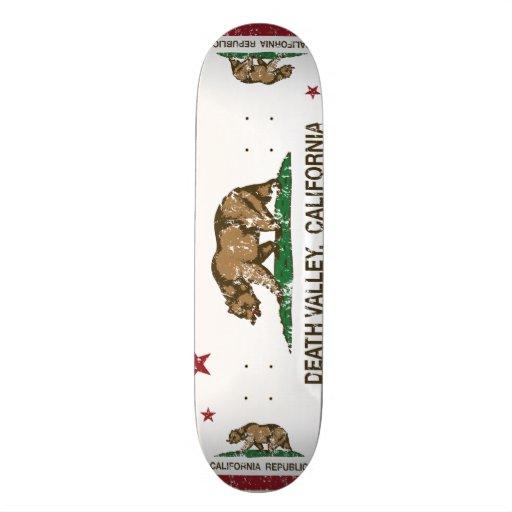 California Republic Death Valley Custom Skateboard