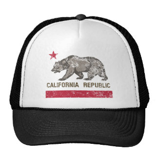 california republic distressed cap