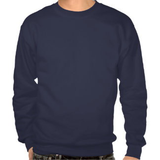 California Republic Distressed Pull Over Sweatshirts