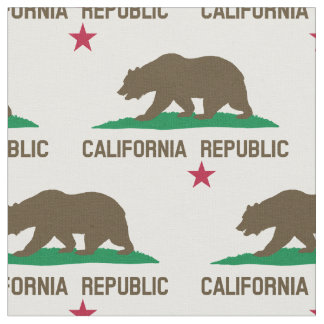 California Republic Fabric