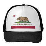 California Republic Flag - Colour Cap