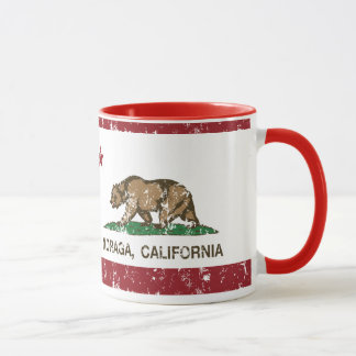 California Republic Flag Moraga Mug