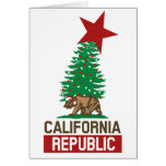 California Republic for the Holidays Card