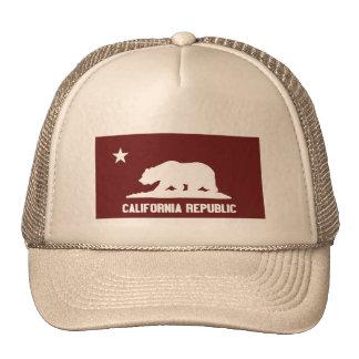California Republic Mesh Hat