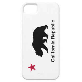 California Republic iPhone 5 Case