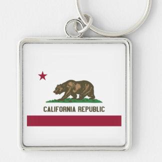California Republic Key Ring