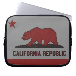 California Republic Laptop Sleeve