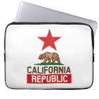 California Republic Laptop Sleeve