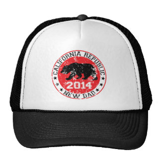 california republic new dad 2014 cap