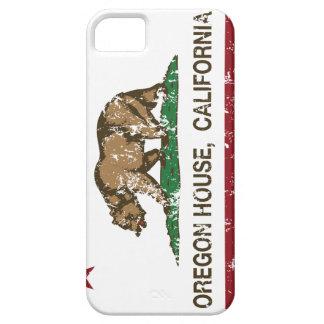 California Republic Oregon House iPhone 5/5S Covers