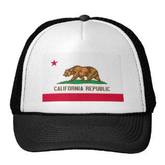 California Republic State Flag Cap