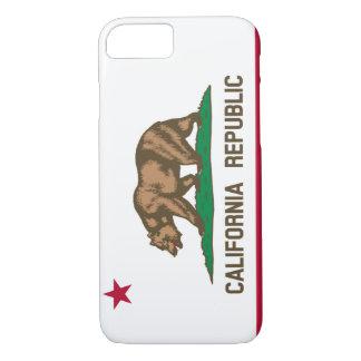 California Republic State Flag iPhone 7 Case