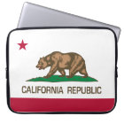 California Republic (State Flag) Laptop Sleeve