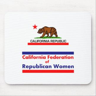 California Republican Mousepad
